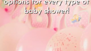 20+ Easy Baby Shower Games Guests Will LOVE