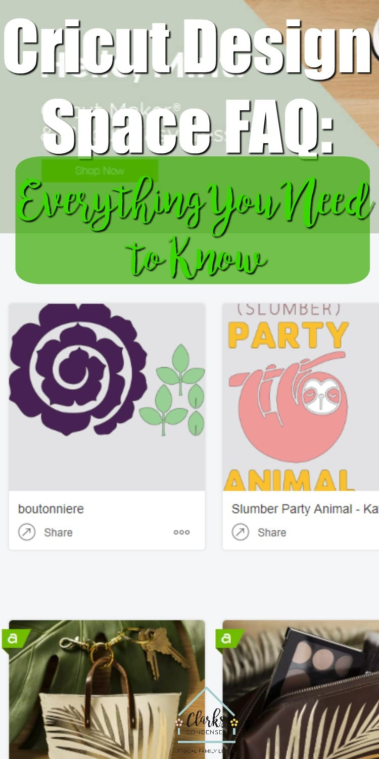 Cricut Space Design FAQ: Everything You Need to Know