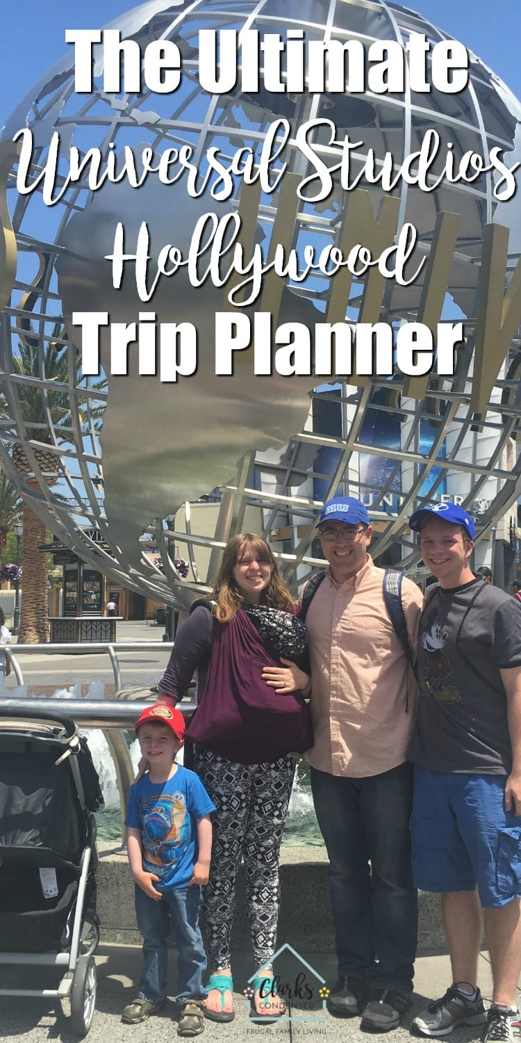 The ulatime universal studios hollywood trip planner for 2019 / hollywood / california trips via @clarkscondensed