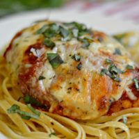 The Best Three-Cheese Chicken Parmesan Recipe to Feed Your Family