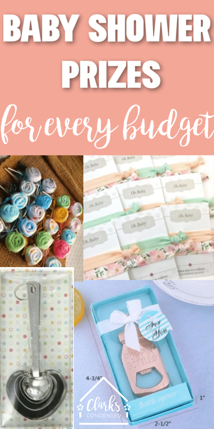The Best Prizes For Baby Shower Games For Every Budget