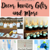 Easy Cricut Baby Shower Ideas: Gifts, Decor, and More!