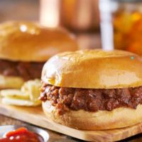 Homemade Sloppy Joes ~ Freezer Friendly!