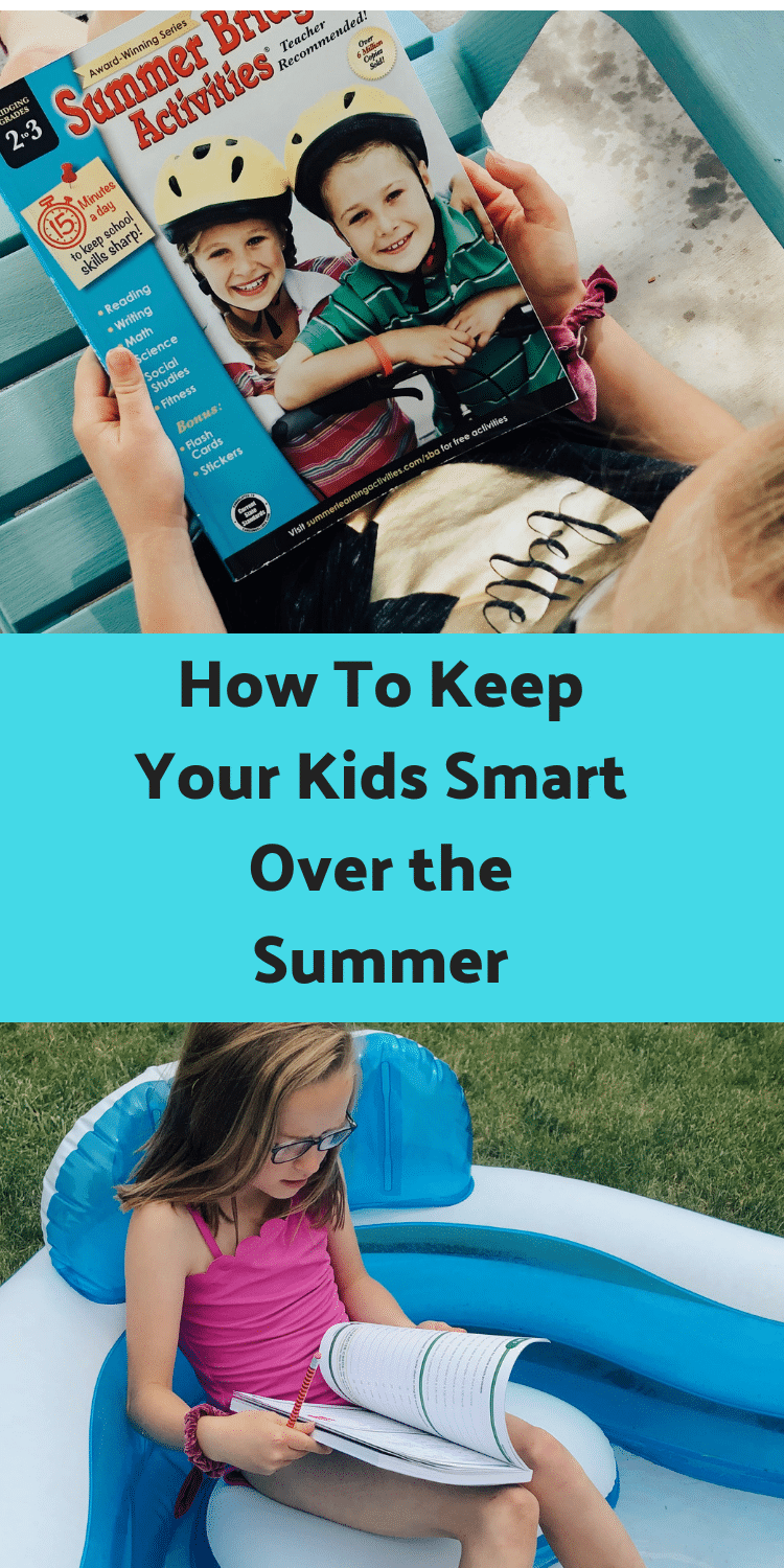 Great tips on helping your kids stay on track with their learning this summer! #ad #CarsonDellosaEducation #IC via @clarkscondensed