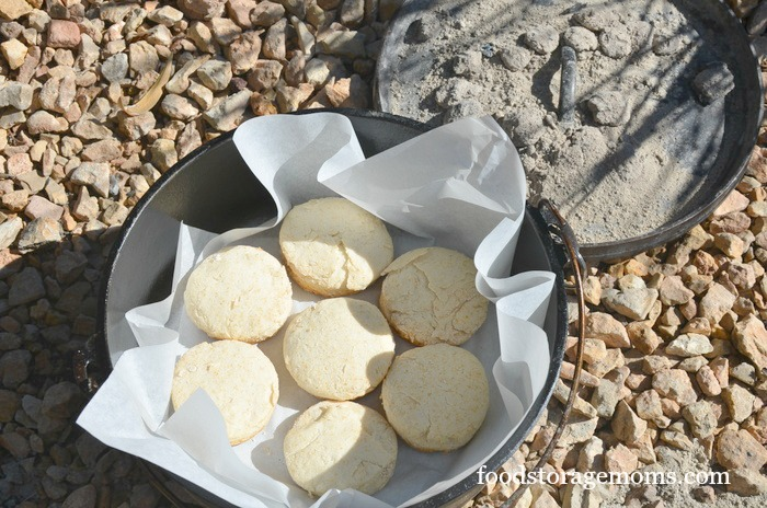 How to Make The Best Dutch Oven Biscuits Ever