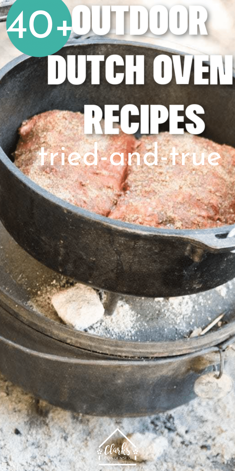 Dutch ovens recipe
