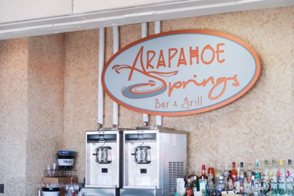 Arapahoe Springs Bar and Grill