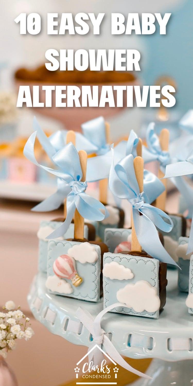 alternatives to baby shower