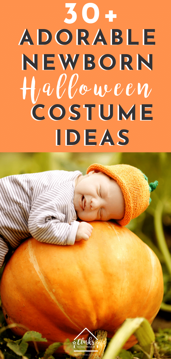 Halloween costume for newborns