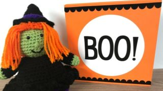 BOO! Sign