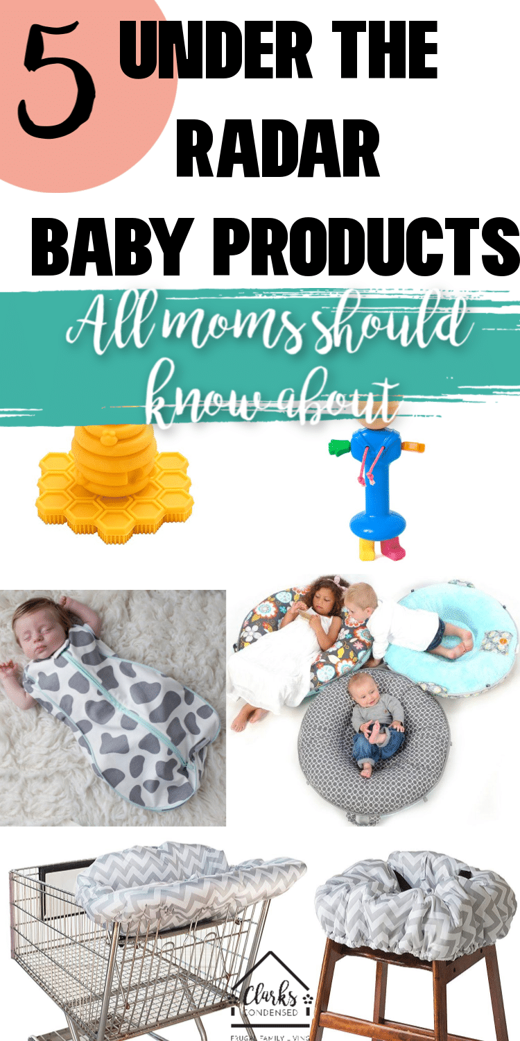 Top Baby Products of 2019 and 2020 - do you have any of these on your list? #baby #Babyproducts #babies via @clarkscondensed