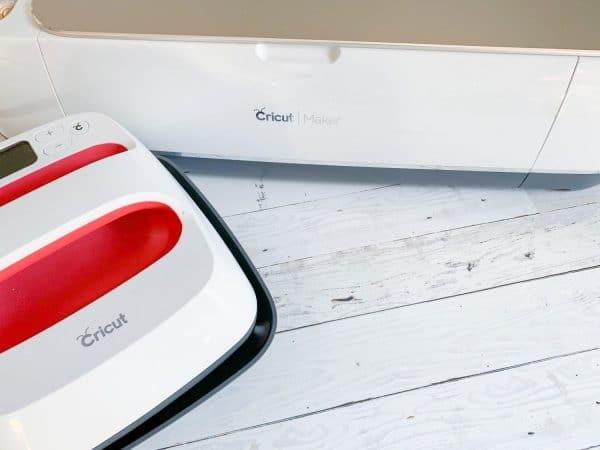 Cricut Maker - Cricut EasyPress 2