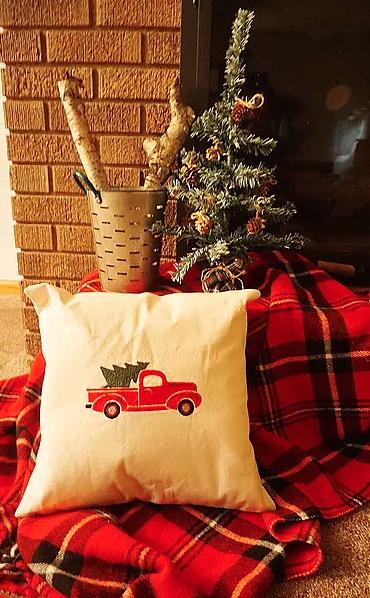 Dollar Store DIY: Farmhouse Christmas Tree — Legally Crafty Blog