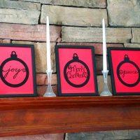 A Cricut Christmas Gallery - Free Design Space File