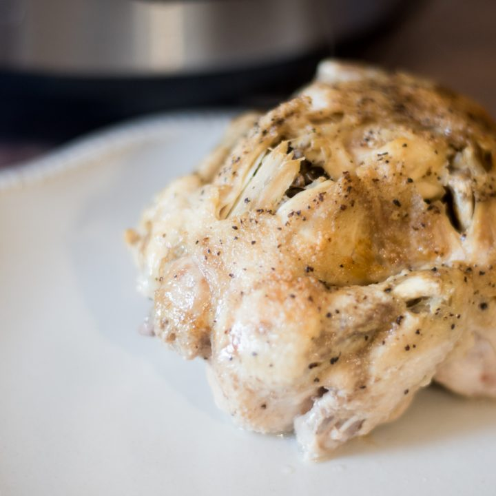 Instant Pot Cornish Game Hen