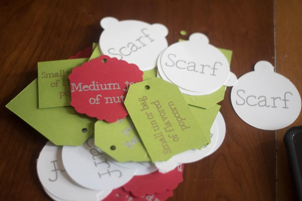cricut paper ornaments