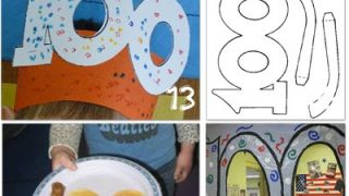 Celebrate 100 Days of School-Crafts, Lessons, Projects, Activities