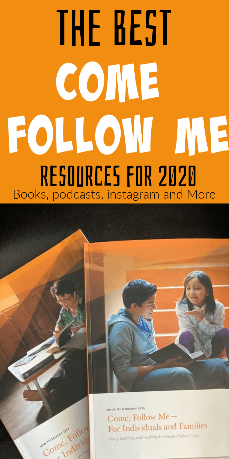 My Favorite Come Follow Me Resources for 2020 - podcasts, lesson helps, Instagram accounts, and more! via @clarkscondensed
