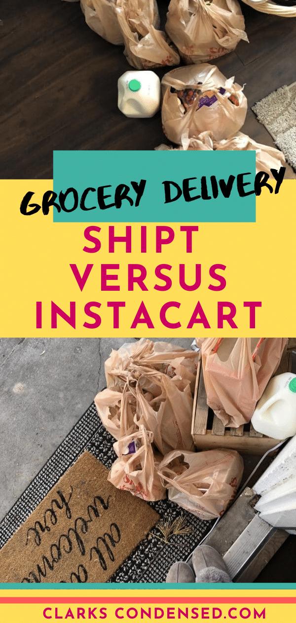 instacart versus shipt