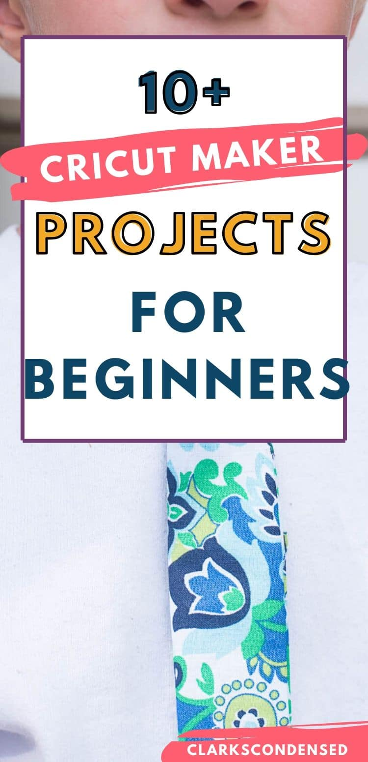 10+ Cricut Maker Projects ANYONE Can Make Today