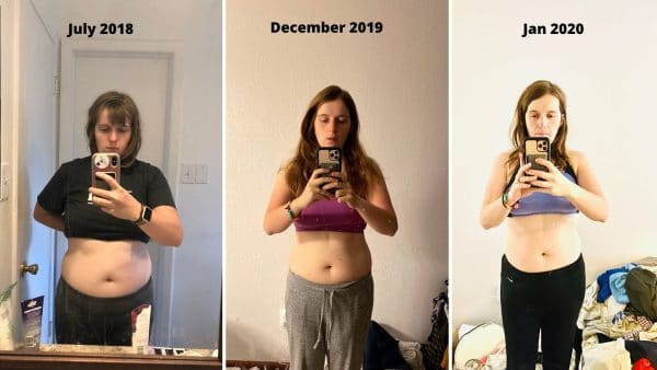 intermittent fasting results picture