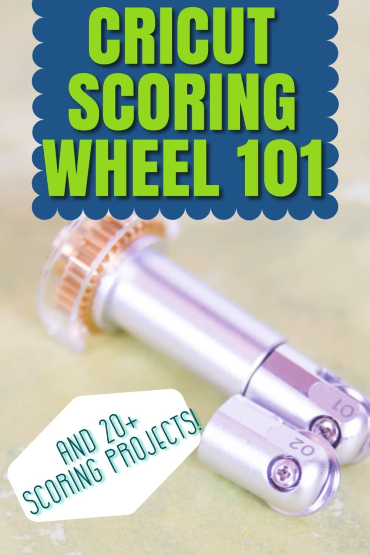 Cricut Crafts / Cricut DIY PRojects / Cricut Maker / Cricut Scoring Wheel via @clarkscondensed