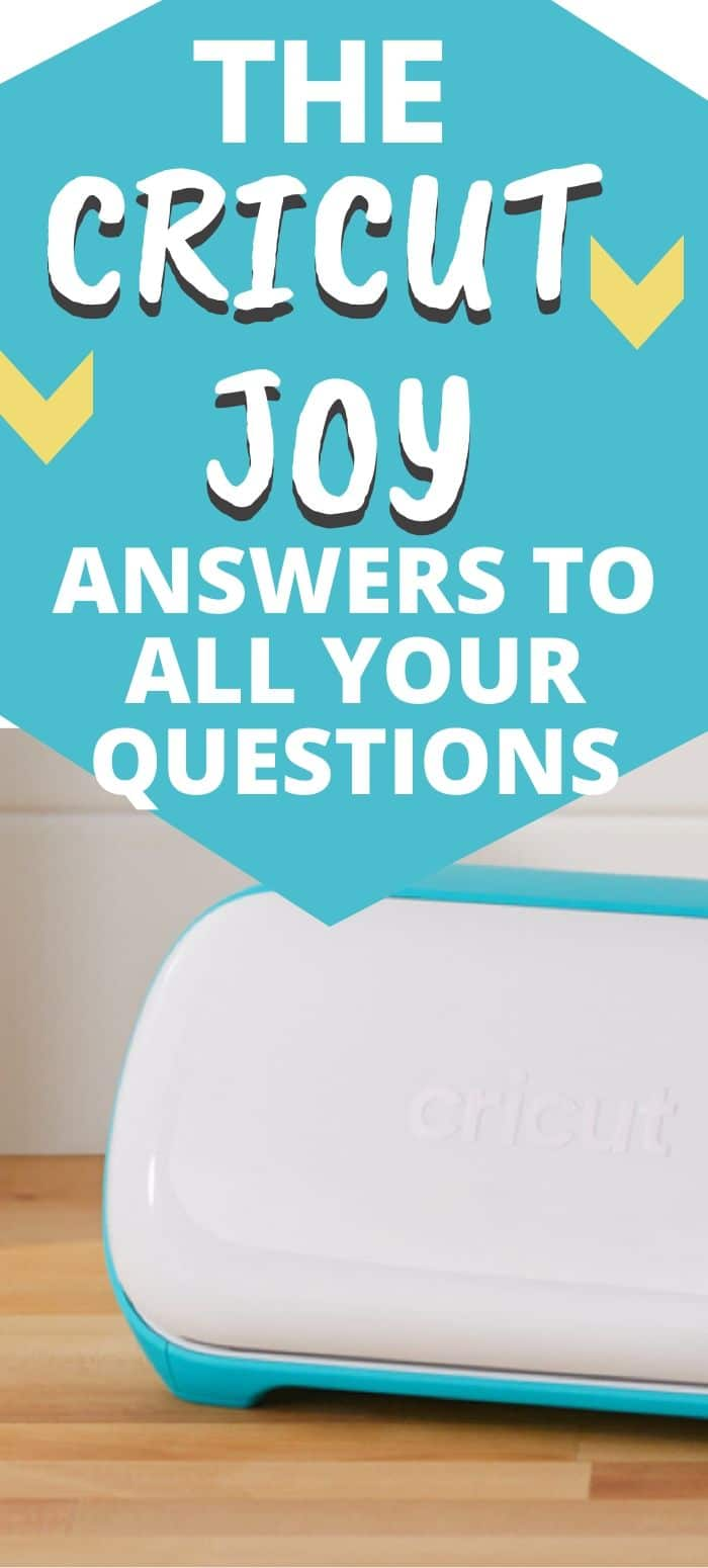 The Cricut Joy - Everything You Need to Know