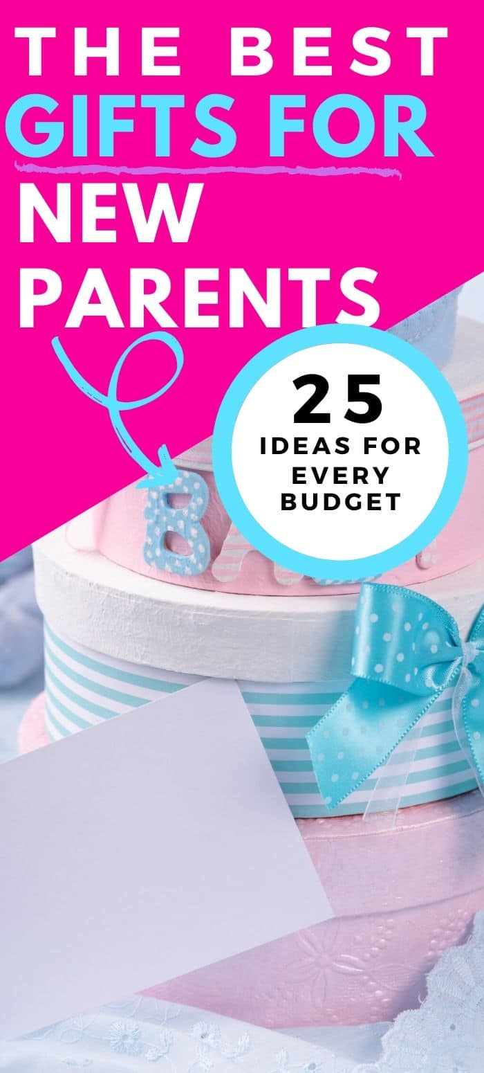Looking for a baby gift idea for new parents? HEre are over 20 awesome baby gifts first-time parents will LOVE and actually use - based on responses from real parents. via @clarkscondensed