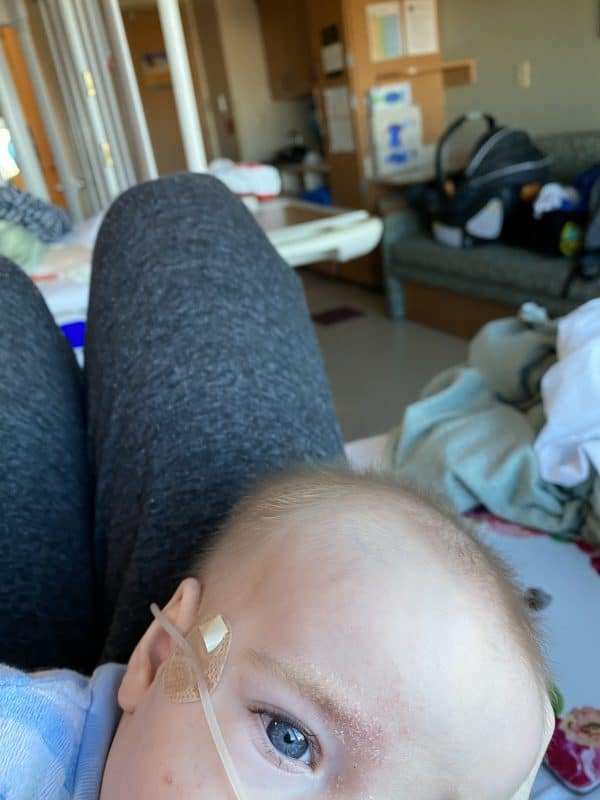 RSV and Breastfeeding