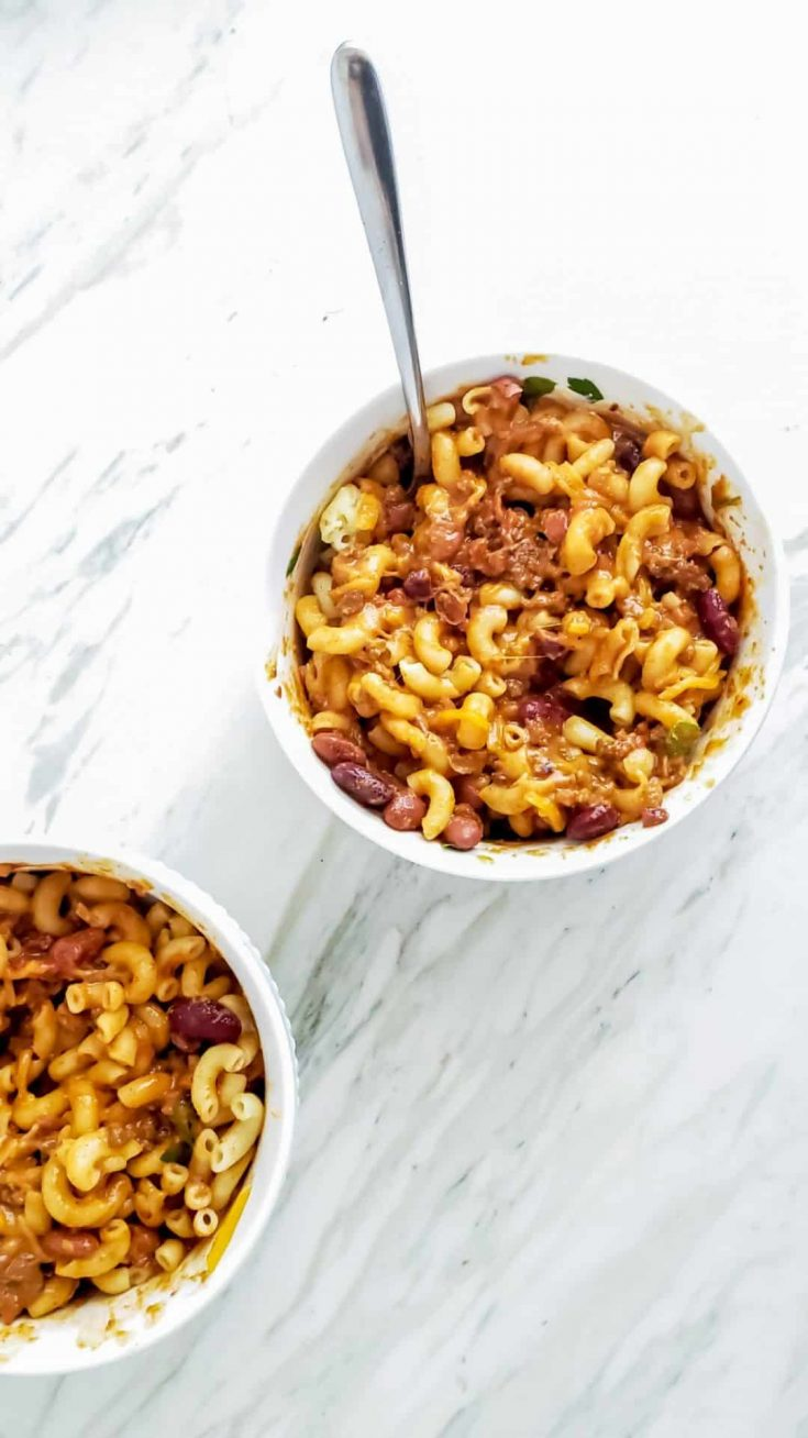 Sweet and Spicy Chili Mac and Cheese