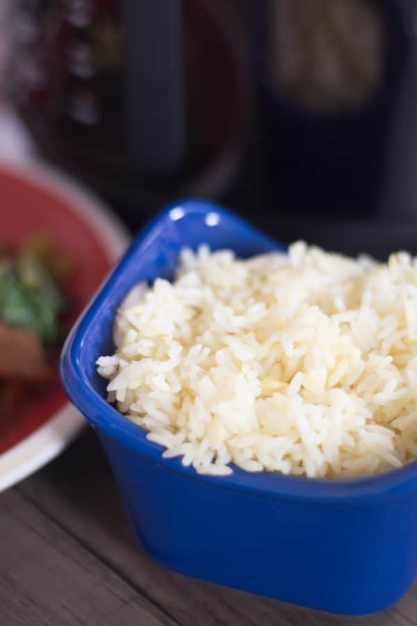 The Best Instant Pot Rice Recipe