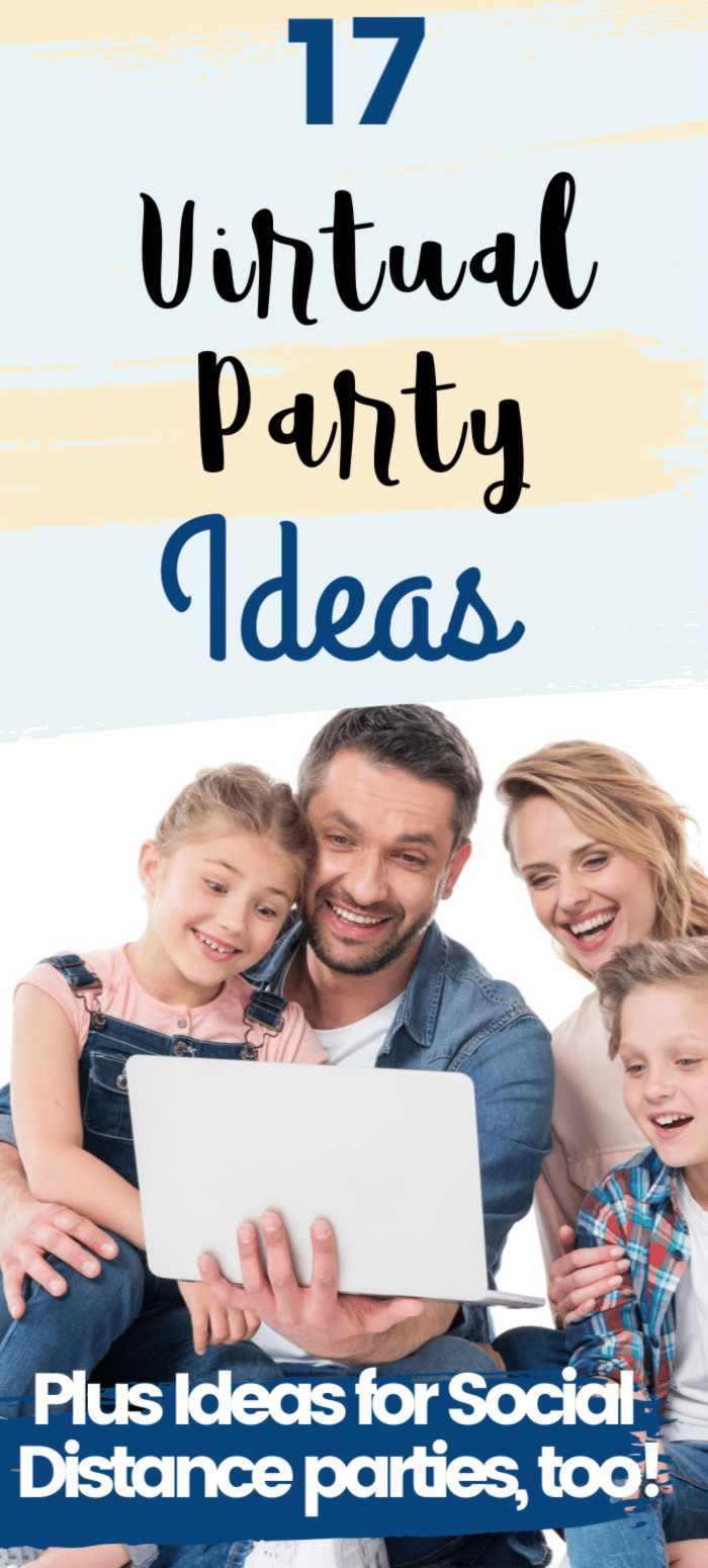 12+ Creative Virtual Parties You Can Hold Over Video Chat via @clarkscondensed