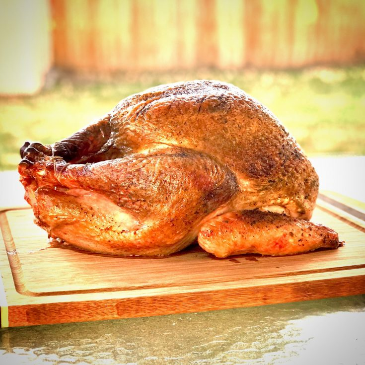 How to Smoke a Turkey: Be the Hero of the Most Important Meal of the Year