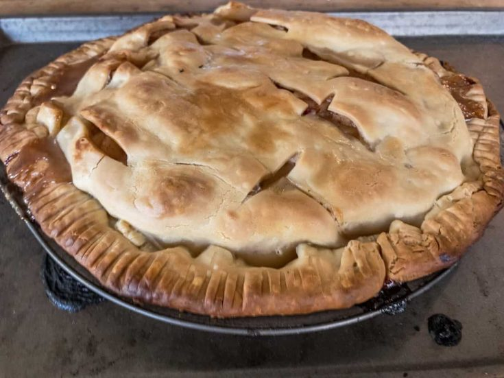 Smoked Apple Pie - Pellet Smoker Dessert Recipe - Smoked Meat Sunday