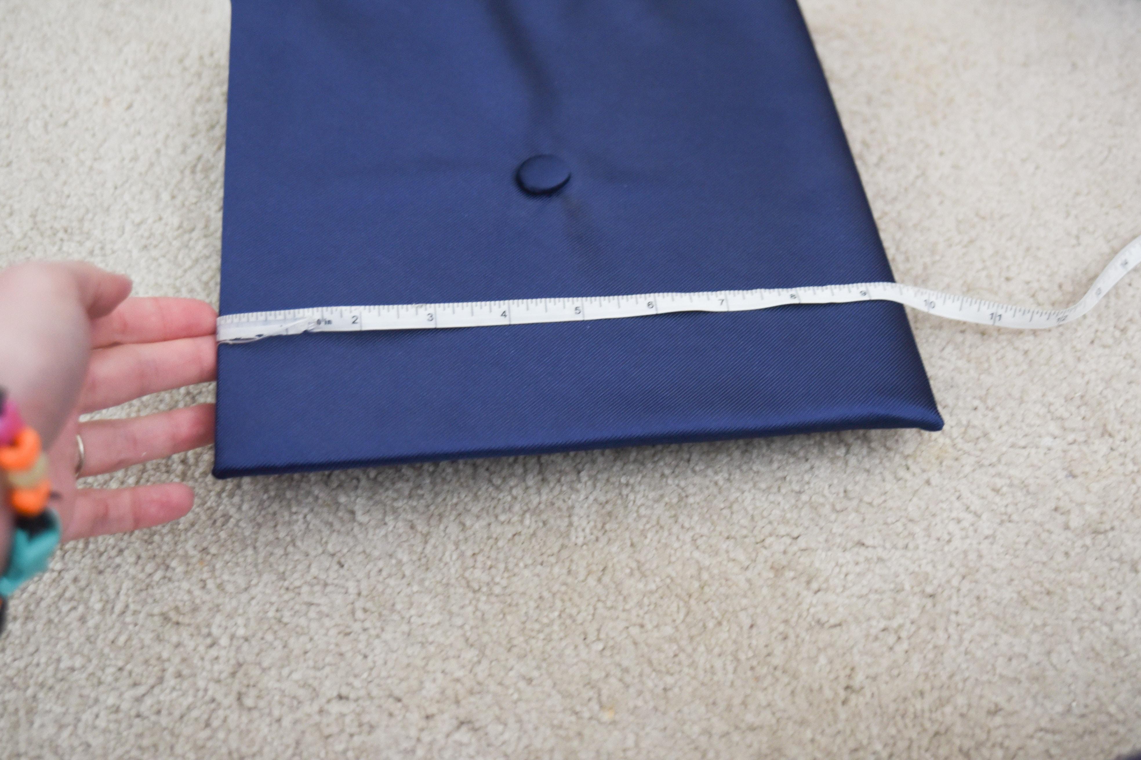measuring graduation cap