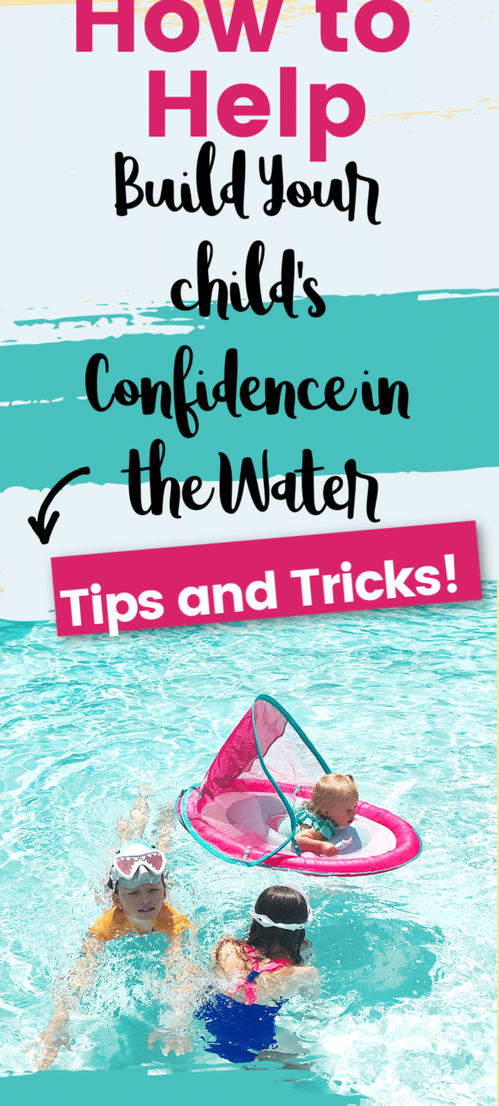 How to Help Build Your Child's Confidence in the Water via @clarkscondensed