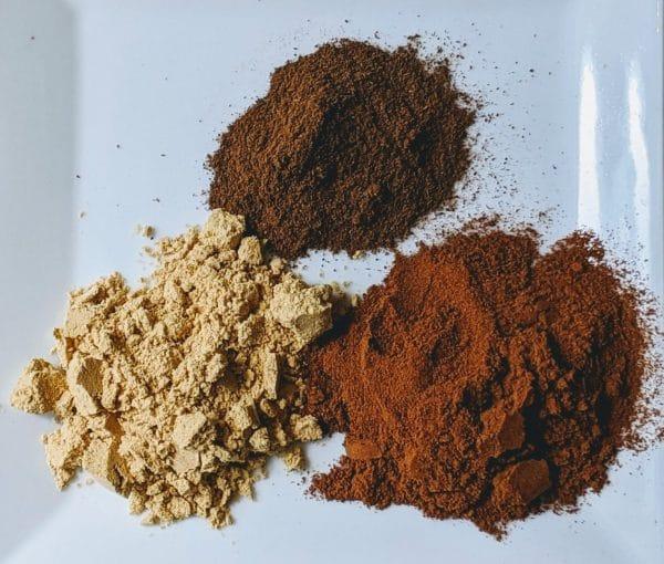 pumpkin cookie spices