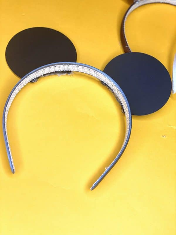 minnie mouse ear headband