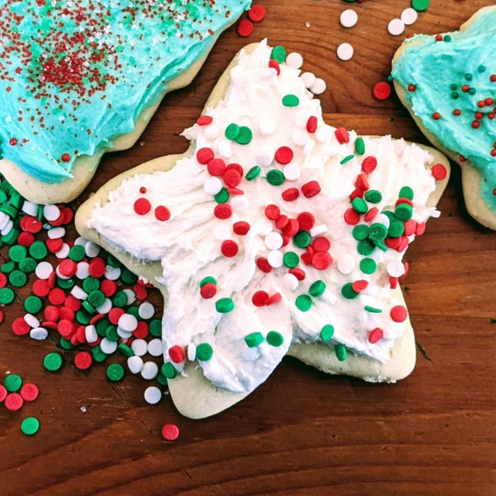 Easy Sugar Cookie Recipe