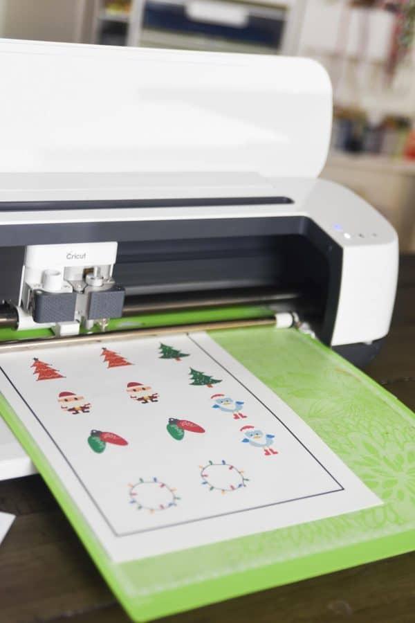 cricut print then cut demo
